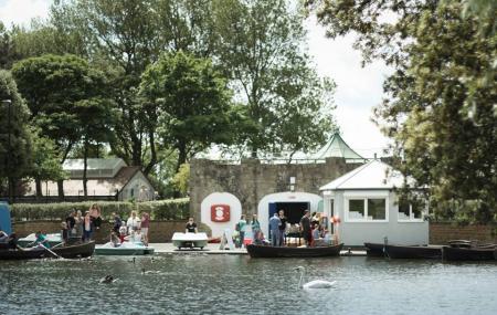 Cleethorpes Boating Lake Image