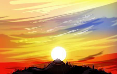 Sunset Point Image
