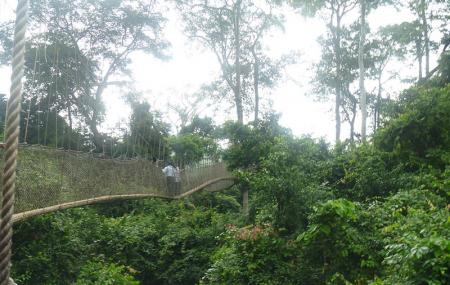 Kakum National Park Entrance Gate Image