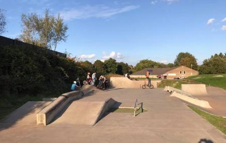 Midsomer Norton Skatepark Image