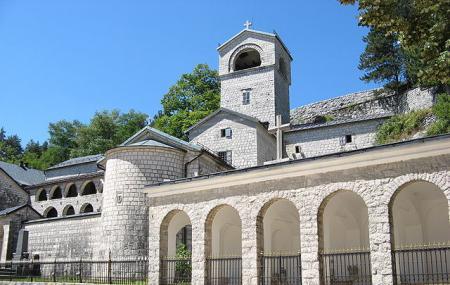 Cetinje Monastery Image