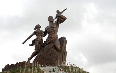 African Renaissance Monument Image