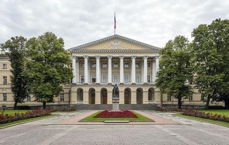 Smolny Institute Image