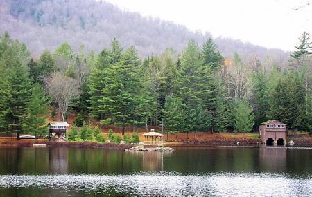 Tupper Lake Boat Launch Image