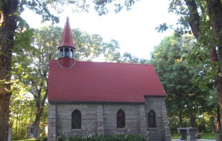 Grasshopper Chapel Image