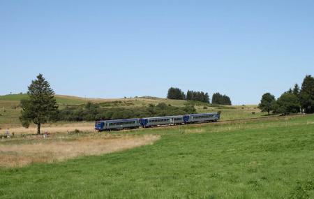 Train Touristique Gentiane Express Image
