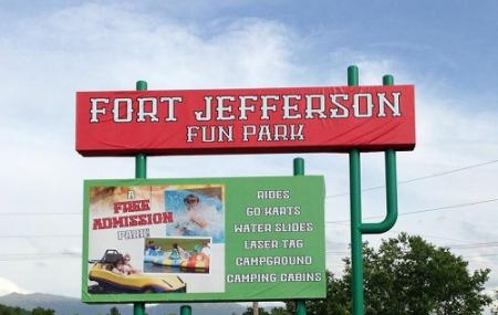 Fort Jefferson Image