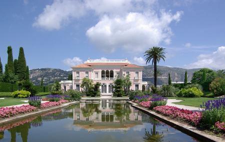 Villa Ephrussi De Rothschild Image