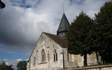 Eglise Sainte-radegonde Image
