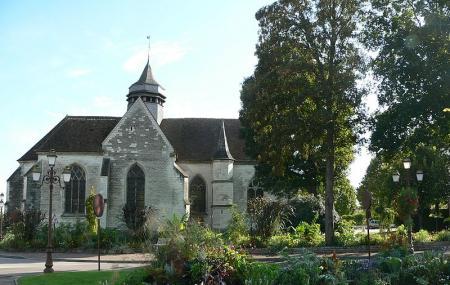 Presbytere De La Chapelle-saint-luc Image