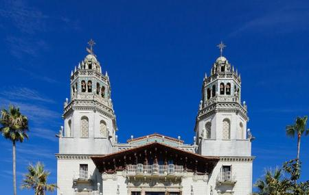 Hearst Castle Visitor Center Image