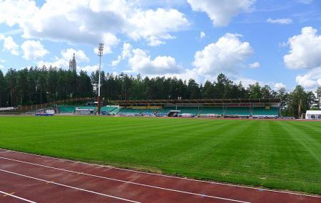 Harjun Stadium Image