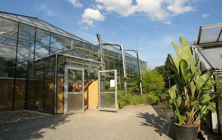Botanischer Garten Chemnitz Image
