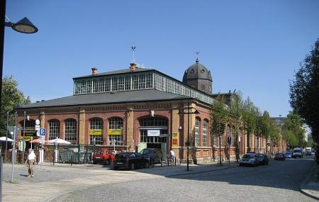 Markthalle Chemnitz Gmbh & Co. Kg Image