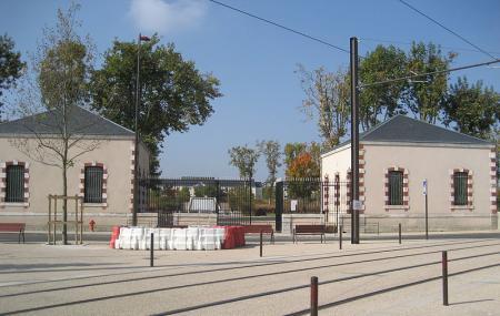 Parc Et Creche Theodore Monod Image