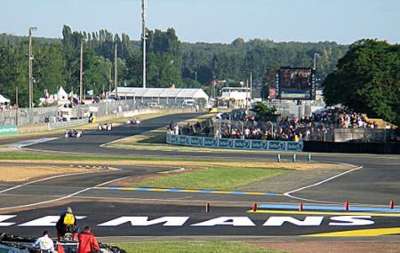 Circuit De La Sarthe Image
