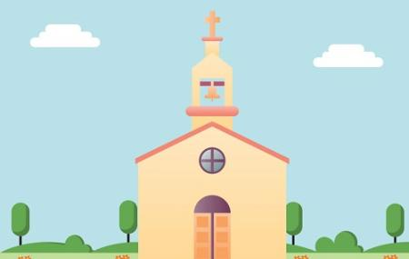 Eglise Vie Et Lumiere Image