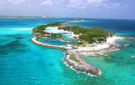 Blue Lagoon Island Image