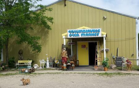 Columbiaville Flea Market Image