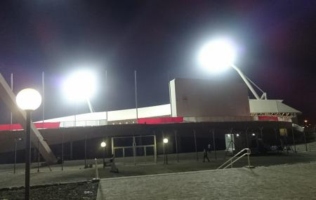 King Abdul Aziz Athletic City Image