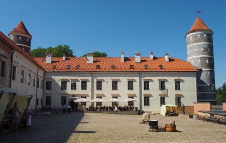 Panemune Castle Image