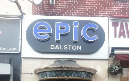 Epic Dalston Events Hall Image