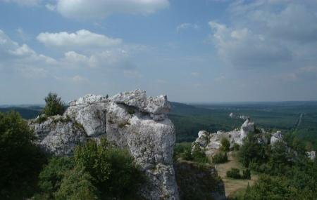 Gora Zborow Image