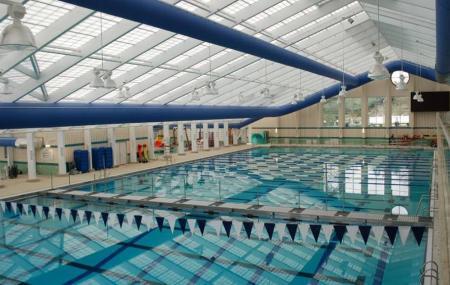 Edward T Hall Aquatic Center Image