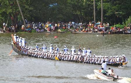 Nehru Trophy Boat Race Image