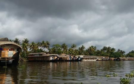 Boat Jetty, Alleppey