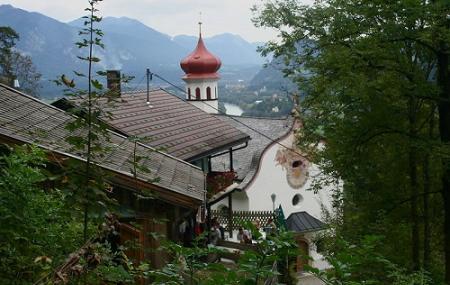 Wallfahrtskirche Maria Brettfall Image