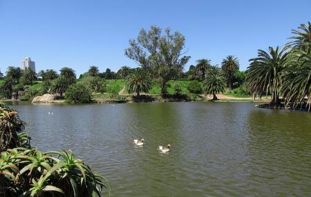 Lago Del Parque Rodo Image