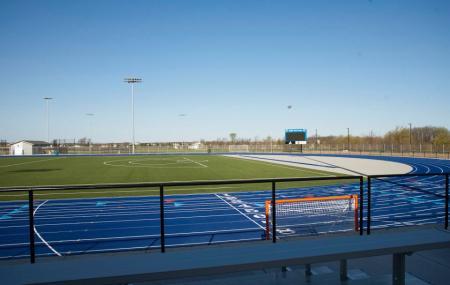 Gvsu Lacrosse And Track Stadium Image
