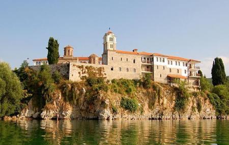 St.naum Of Ohrid Image