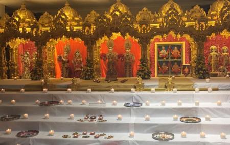 Baps Shri Swaminarayan Mandir, Manchester Image