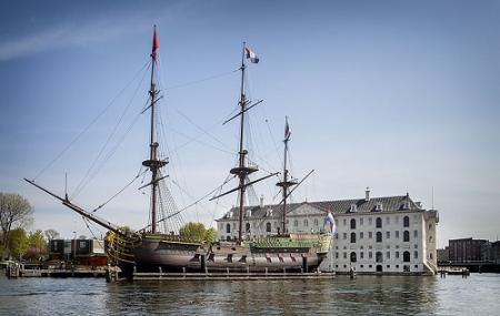 Voc-schip Amsterdam Image