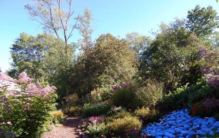 Beech Creek Botanical Garden Image