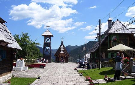 Drvengrad - Kustendorf - Mecavnik Image