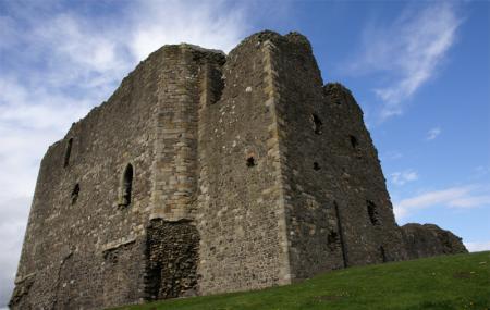 Dundonald Castle Image