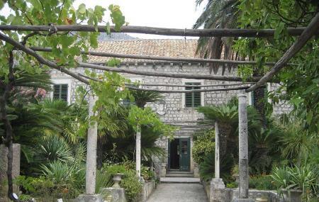 The Trsteno Arboretum Image
