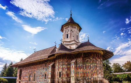 Moldovita Monastery Image