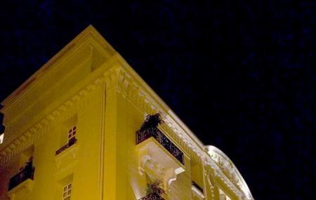 Tunisia Palace Image