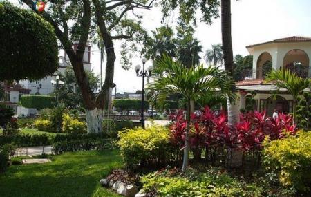 Parque De Floricultura De Fortin De Las Flores Image