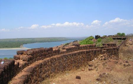 Chapora Fort Road Image