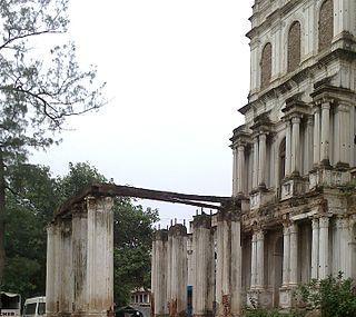 Nazarbaug Palace Image