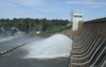 Represa Rio Hondo Image