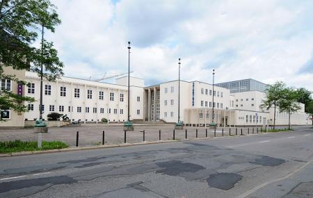 Stadtbad Chemnitz Image