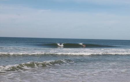 Praia De Sao Jacinto Image