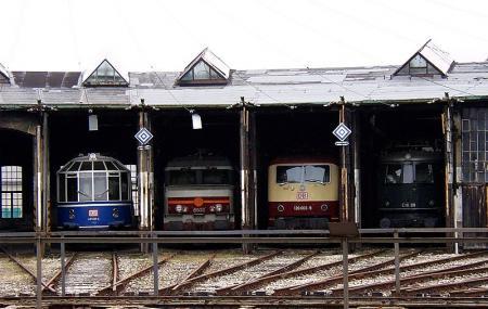 Augsburg Railway Park Image