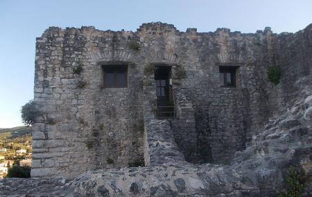 Kassiopi Castle Image